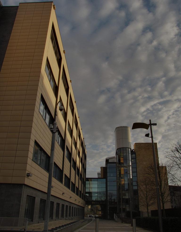 Sir Graeme Davies Building